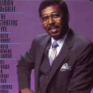 Jimmy McGriff - The Starting Five Album