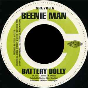 Beenie Man / Mad Cobra - Battery Dolly / Throne Face Album