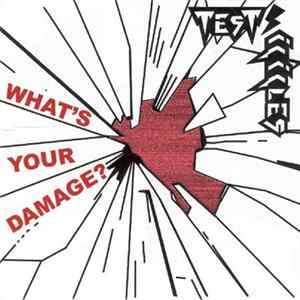 Test Icicles - What's Your Damage? Album