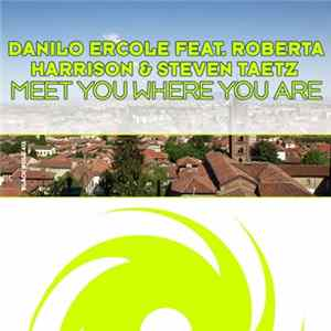 Danilo Ercole Feat. Roberta Harrison & Steven Taetz - Meet You Where You Are Album