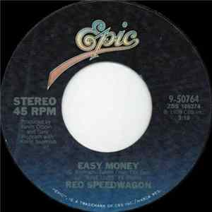 REO Speedwagon - Easy Money Album