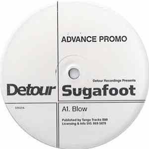 Sugafoot - Blow Album