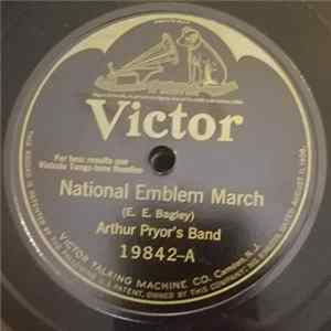 "Arthur Pryor's Band - National Emblem March / ""Lights Out"" March Album"