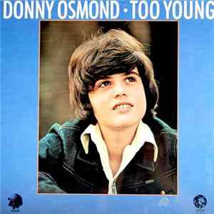 Donny Osmond - Too Young Album