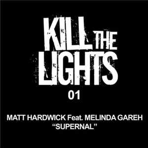 Matt Hardwick Feat. Melinda Gareh - Supernal Album